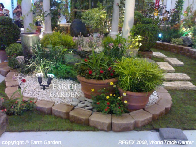 Earth garden landscaping philippines resources for Latest garden design