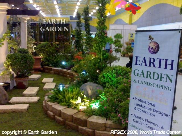 Earth garden landscaping philippines resources for Garden design ideas in philippines