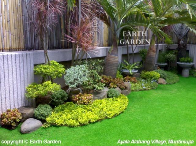 Garden landscape pictures philippines pdf for Philippine garden designs