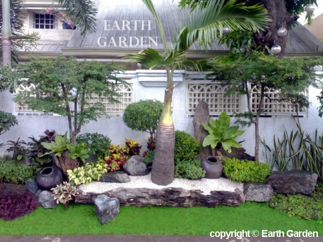 Earth garden landscaping philippines photo gallery for Tropical garden design